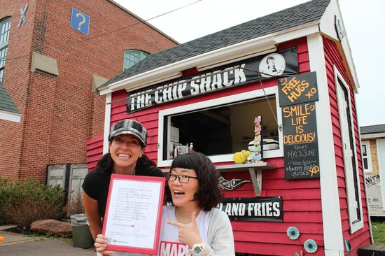 The Chip Shack: 8-)