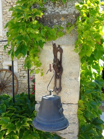 Le Mas Regalade : Jardim
