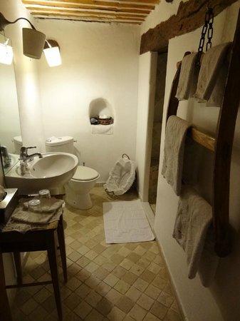 Le Mas Regalade : Banheiro