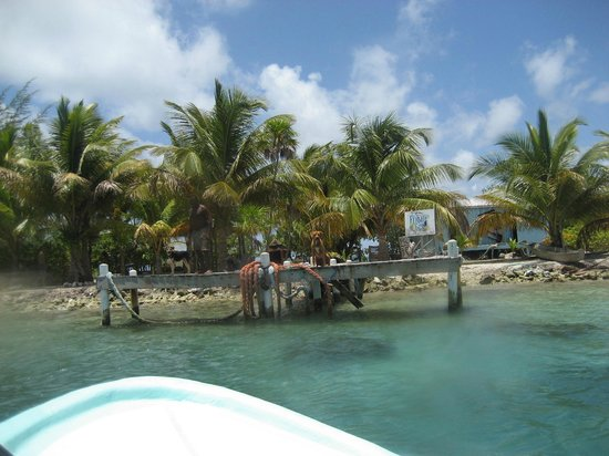 Cayequest Private Tours: Frigate Caye Dock