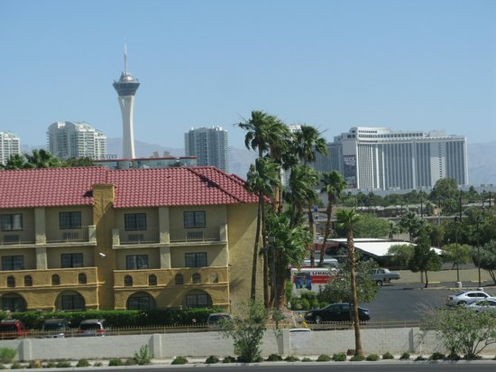 Candlewood Suites Las Vegas : View from Room