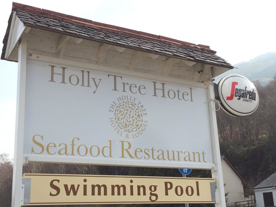 Holly Tree Hotel: Loved the Holly Tree
