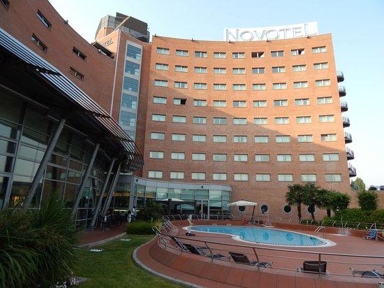 Novotel Venezia Mestre: 外観