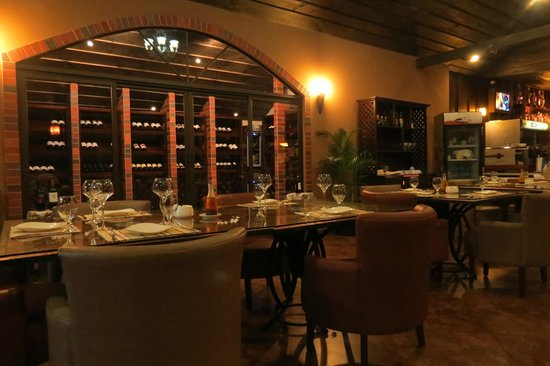 Arenal Springs Resort and Spa: Restaurant