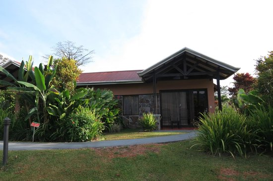 Arenal Springs Resort and Spa: Our cabin