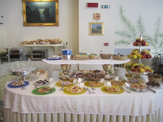 Antiche Mura Hotel : Breakfast Buffet
