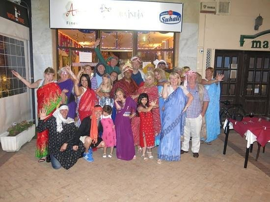 Aruna's Mira India: Fabulous