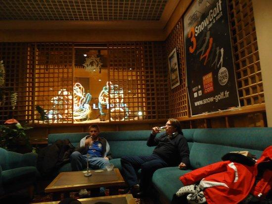 Carlit Hôtel : Dentro do hotel
