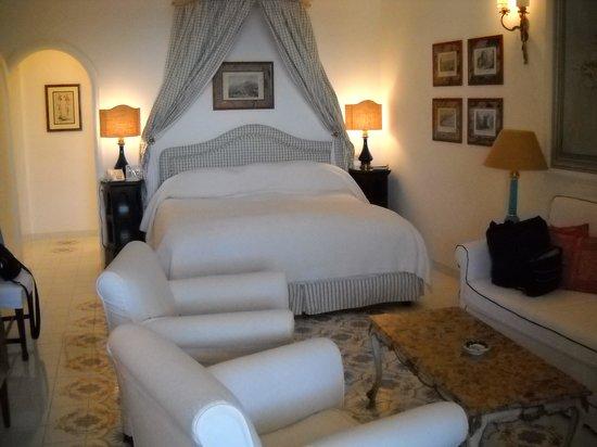 Le Sirenuse Hotel: Comfy