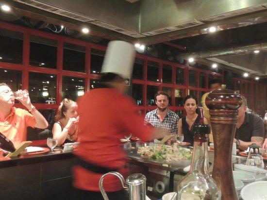 Iberostar Tucan Hotel: Restaurante Japones