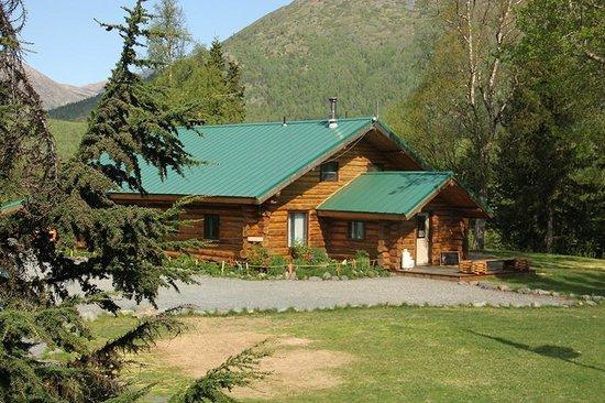 Alaska Heavenly Lodge: Cabin