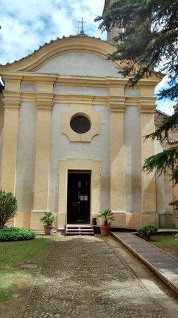 CHIESA DI SANTA EUFEMIA - Ravenna