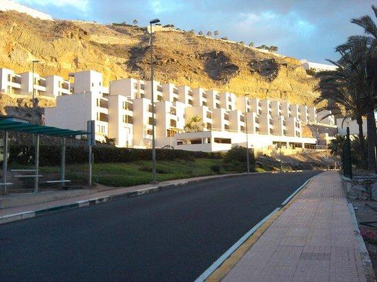 Aparthotel Mirador del Atlantico: view