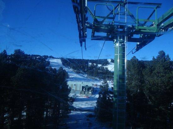 Station de Ski - Font Romeu Pyrénées 2000 : Estação de Sky