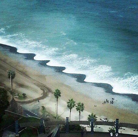 JW Marriott Hotel Lima: View from room 2105
