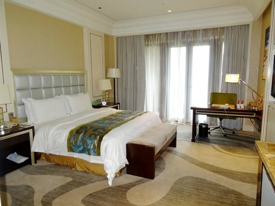 Green Town Landison Hotel: Large comfortable room