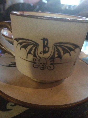 Cafe Bizarro-Roma: Chocolate de Oaxaca.