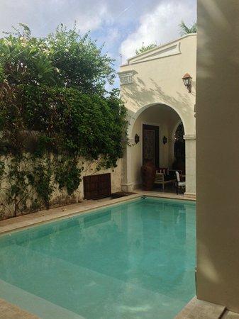 Casa Lecanda Boutique Hotel : Pool