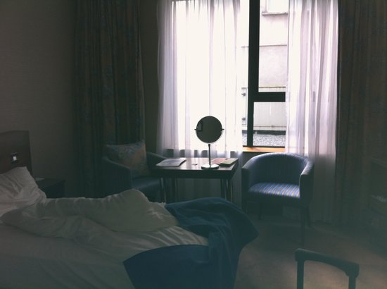 Ashling Hotel : superior twin