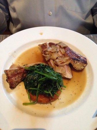 312 Chicago: Pork tenderloin