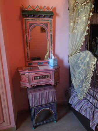 Moroccan House Hotel Casablanca: Furnished right out of Arabian Nights