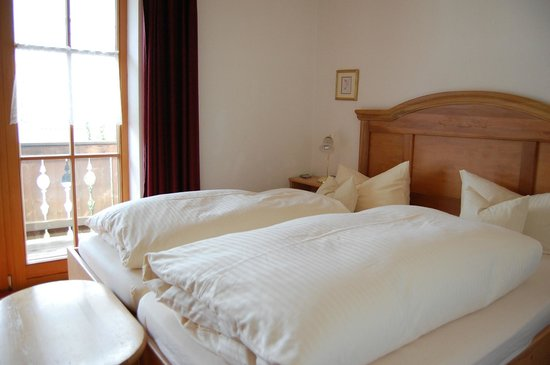 Hotel Ferienhaus Fux: Very comfortable beds