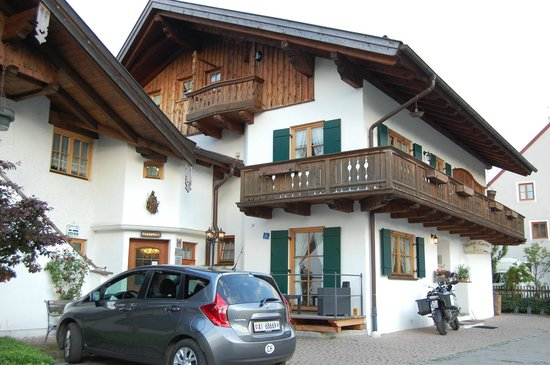 Hotel Ferienhaus Fux: Hotel Fux