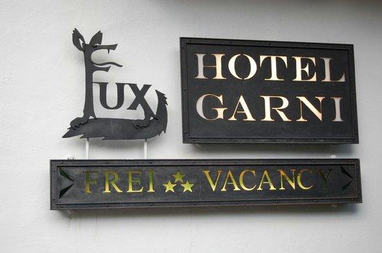 Hotel Ferienhaus Fux: Hotel name