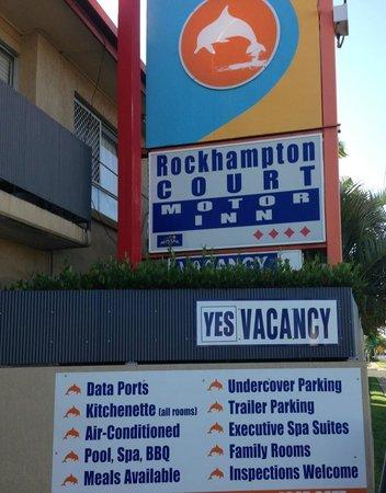 Rockhampton Court Motor Inn
