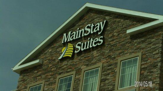 MainStay Suites Rapid City: Entrance