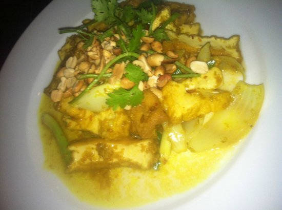 Sea Star Restaurant: Tofu galore!