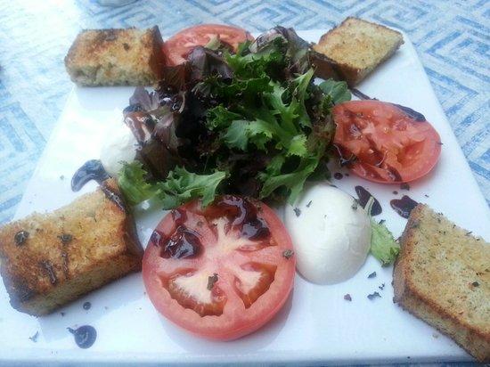 My Big Fat Greek Restaurant - Arizona Center: Caprese salad