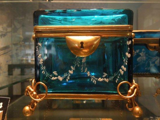 Musée Abderrahman Slaoui: glasswork