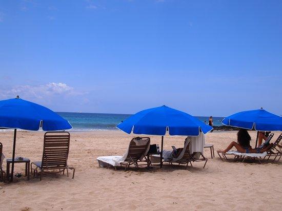 Hapuna Beach Prince Hotel: フォトジェニックなビーチ