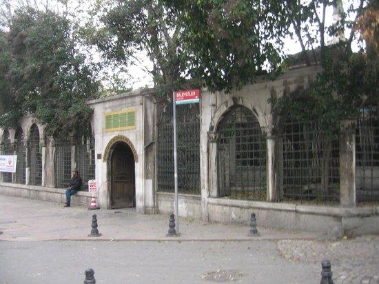 Corlulu Ali Pasa Medresesi: Entrance of Corlulu Ali Pasha