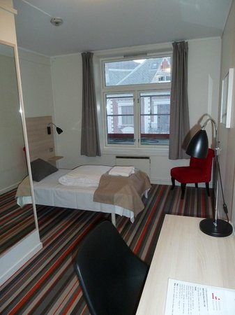 Citybox Bergen: Single Room