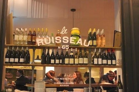 Le Ruisseau: Good food