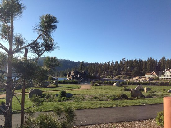 Boulder Bay Park : View from the street