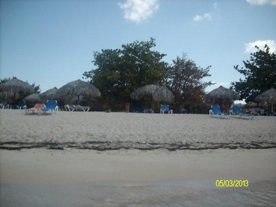 Brisas Trinidad del Mar : Playa del hotel