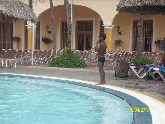 Brisas Trinidad del Mar : Pileta del hotel