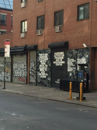 Comfort Inn Lower East Side: Surrounding Neighborhood
