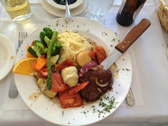 Chef Santos: Filet