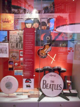 Museum of Liverpool: Beatles Exhibit