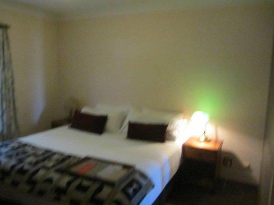 Rydges Hotel Hobart: Dormitorio