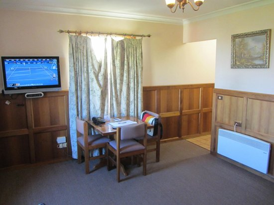 Rydges Hotel Hobart : habitacion
