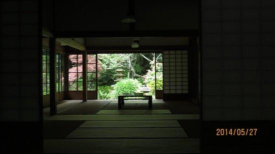 Jochiji Temple: 園内景観