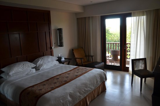 Padma Resort Legian : View of room 414