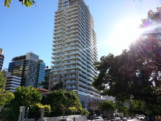 Quay West Suites Brisbane: Quay West Brisbane
