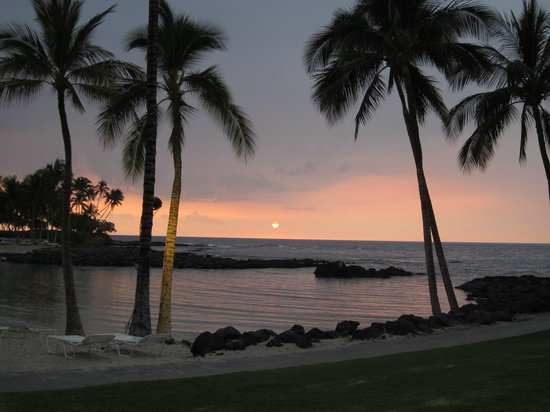 Fairmont Orchid, Hawaii: Beautiful lagoon