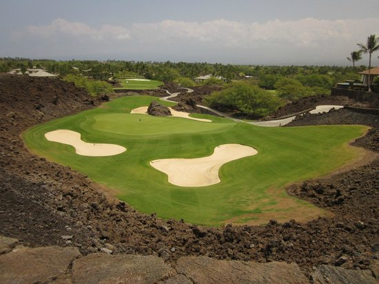 Fairmont Orchid, Hawaii: Hit this